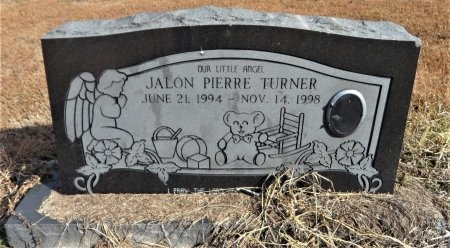 TURNER, JALON PIERRE - Ashley County, Arkansas | JALON PIERRE TURNER - Arkansas Gravestone Photos