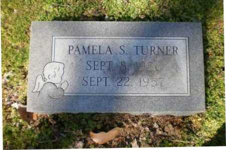 TURNER, PAMELA S - Ashley County, Arkansas | PAMELA S TURNER - Arkansas Gravestone Photos