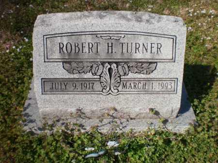 TURNER, ROBERT H - Ashley County, Arkansas | ROBERT H TURNER - Arkansas Gravestone Photos