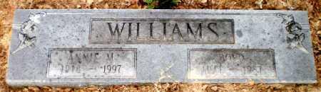 WILLIAMS, BOYD - Ashley County, Arkansas | BOYD WILLIAMS - Arkansas Gravestone Photos