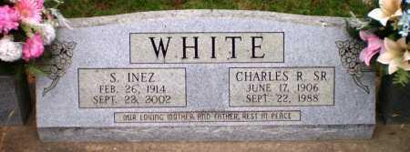 WHITE, S INEZ - Ashley County, Arkansas   S INEZ WHITE - Arkansas Gravestone Photos