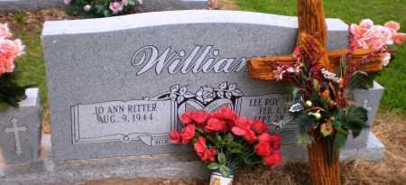 WILLIAMS, LEE ROY (LEROY) - Ashley County, Arkansas | LEE ROY (LEROY) WILLIAMS - Arkansas Gravestone Photos