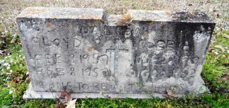 WALTON, FLOYD - Ashley County, Arkansas   FLOYD WALTON - Arkansas Gravestone Photos