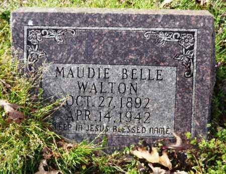 WALTON, MAUDIE BELLE - Ashley County, Arkansas | MAUDIE BELLE WALTON - Arkansas Gravestone Photos