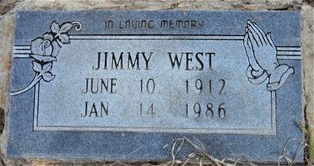 WEST, JIMMY - Ashley County, Arkansas | JIMMY WEST - Arkansas Gravestone Photos