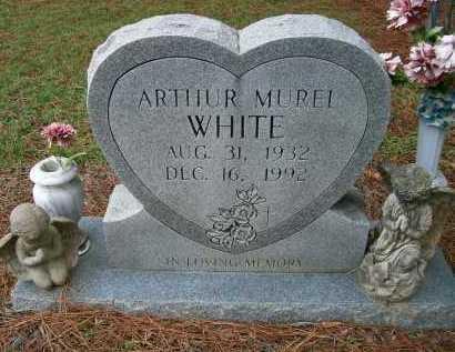 WHITE, ARTHUR MUREL - Ashley County, Arkansas | ARTHUR MUREL WHITE - Arkansas Gravestone Photos