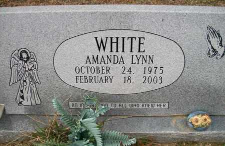 WHITE, AMANDA LYNN - Ashley County, Arkansas | AMANDA LYNN WHITE - Arkansas Gravestone Photos