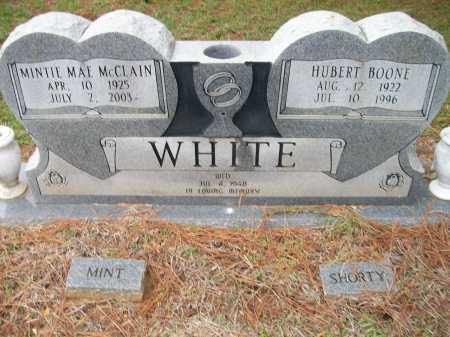 WHITE, MINTIE MAE - Ashley County, Arkansas | MINTIE MAE WHITE - Arkansas Gravestone Photos