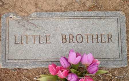 WHITE, LITTLE BROTHER - Ashley County, Arkansas | LITTLE BROTHER WHITE - Arkansas Gravestone Photos