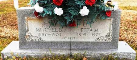 WHITE, ETTA M - Ashley County, Arkansas | ETTA M WHITE - Arkansas Gravestone Photos