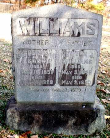 WILLIAMS, CATHERINE M - Ashley County, Arkansas | CATHERINE M WILLIAMS - Arkansas Gravestone Photos
