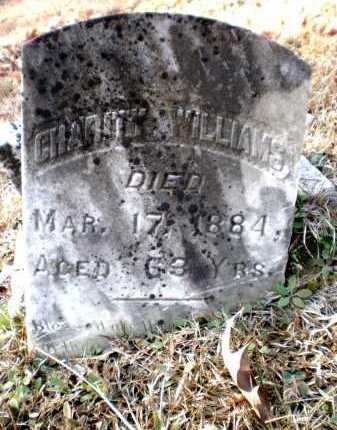 WILLIAMS, CHARITY - Ashley County, Arkansas   CHARITY WILLIAMS - Arkansas Gravestone Photos