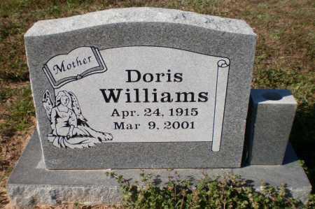 WILLIAMS, DORIS - Ashley County, Arkansas | DORIS WILLIAMS - Arkansas Gravestone Photos