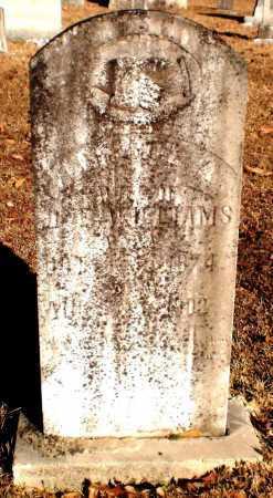 WILLIAMS, FLORENCE A - Ashley County, Arkansas   FLORENCE A WILLIAMS - Arkansas Gravestone Photos