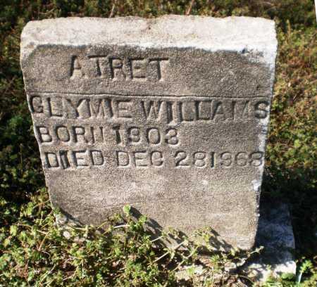 WILLIAMS, GLYMIE (GLYNNE) - Ashley County, Arkansas | GLYMIE (GLYNNE) WILLIAMS - Arkansas Gravestone Photos