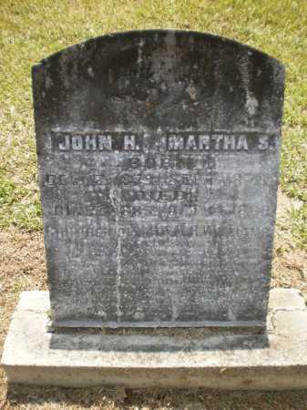 WILLIAMS, JOHN H - Ashley County, Arkansas | JOHN H WILLIAMS - Arkansas Gravestone Photos
