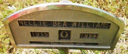 WILLIAMS, NELLIE BEA - Ashley County, Arkansas | NELLIE BEA WILLIAMS - Arkansas Gravestone Photos