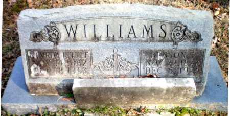 WILLIAMS, BENSON G - Ashley County, Arkansas | BENSON G WILLIAMS - Arkansas Gravestone Photos