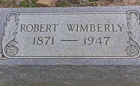 WIMBERLY, ROBERT - Ashley County, Arkansas   ROBERT WIMBERLY - Arkansas Gravestone Photos