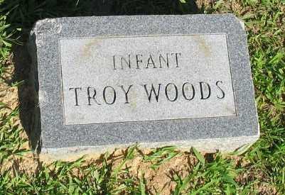 WOODS, TROY - Ashley County, Arkansas | TROY WOODS - Arkansas Gravestone Photos