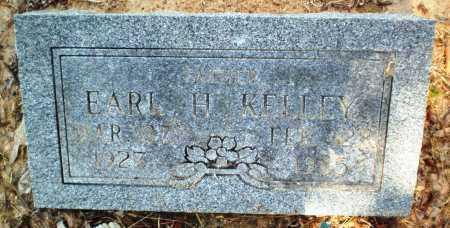 KELLEY, EARL H - Ashley County, Arkansas | EARL H KELLEY - Arkansas Gravestone Photos