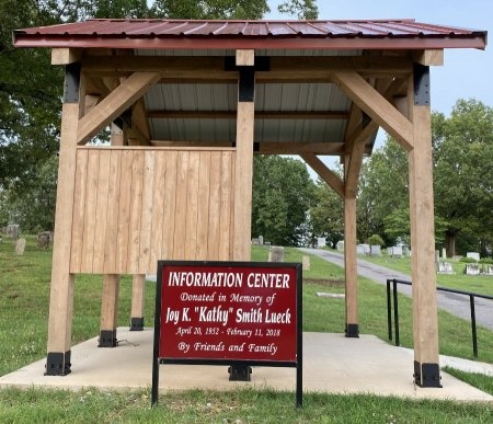*, INFORMATION KIOSK OVERVIEW - Baxter County, Arkansas | INFORMATION KIOSK OVERVIEW * - Arkansas Gravestone Photos