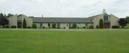 *, THE EPISCOPAL CHURCH OF ST. ANDREWS - Baxter County, Arkansas | THE EPISCOPAL CHURCH OF ST. ANDREWS * - Arkansas Gravestone Photos