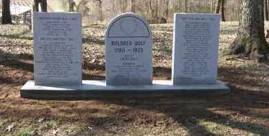 *, WOLF CEMETERY MEMORIAL STONE - Baxter County, Arkansas | WOLF CEMETERY MEMORIAL STONE * - Arkansas Gravestone Photos
