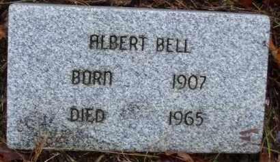BELL, ALBERT - Baxter County, Arkansas   ALBERT BELL - Arkansas Gravestone Photos