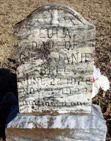 BELL, EULA - Baxter County, Arkansas | EULA BELL - Arkansas Gravestone Photos