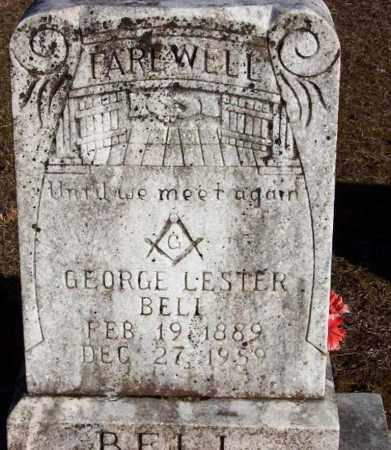 BELL, GEORGE LESTER - Baxter County, Arkansas | GEORGE LESTER BELL - Arkansas Gravestone Photos