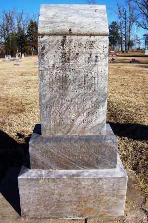 BELL, MARGARET P - Baxter County, Arkansas | MARGARET P BELL - Arkansas Gravestone Photos
