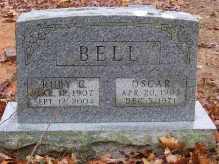 BELL, OSCAR - Baxter County, Arkansas | OSCAR BELL - Arkansas Gravestone Photos