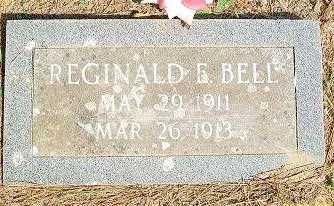 BELL, REGINALD E. - Baxter County, Arkansas | REGINALD E. BELL - Arkansas Gravestone Photos