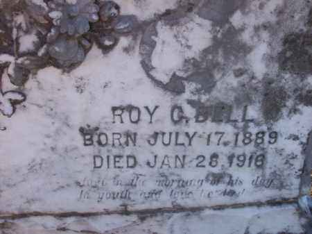 BELL, ROY C - Baxter County, Arkansas   ROY C BELL - Arkansas Gravestone Photos