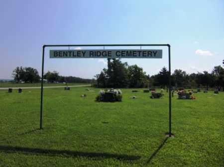 *, BENTLEY RIDGE CEMETERY - Baxter County, Arkansas | BENTLEY RIDGE CEMETERY * - Arkansas Gravestone Photos
