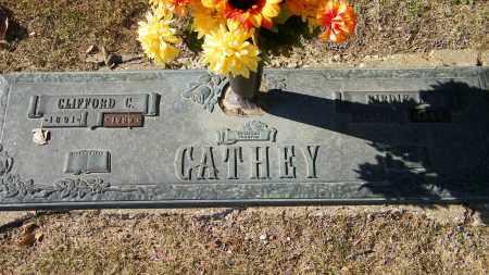 CATHEY, CLIFFORD C. - Baxter County, Arkansas | CLIFFORD C. CATHEY - Arkansas Gravestone Photos
