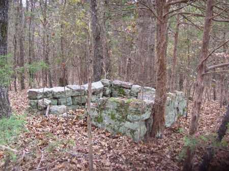 *MARTIN SPRINGS CEMETERY VIEW,  - Baxter County, Arkansas |  *MARTIN SPRINGS CEMETERY VIEW - Arkansas Gravestone Photos
