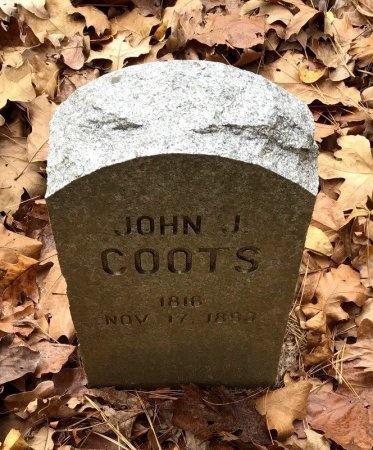 COOTS, JOHN J. - Baxter County, Arkansas | JOHN J. COOTS - Arkansas Gravestone Photos