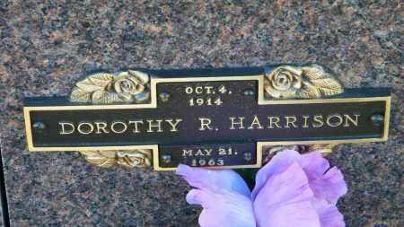 HARRISON, DOROTHY R. - Baxter County, Arkansas | DOROTHY R. HARRISON - Arkansas Gravestone Photos