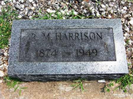 HARRISON, R.M. - Baxter County, Arkansas | R.M. HARRISON - Arkansas Gravestone Photos