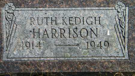 HARRISON, RUTH - Baxter County, Arkansas | RUTH HARRISON - Arkansas Gravestone Photos