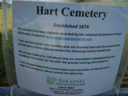 *, HART CEMETERY GRAVESTONE PROJ - Baxter County, Arkansas | HART CEMETERY GRAVESTONE PROJ * - Arkansas Gravestone Photos
