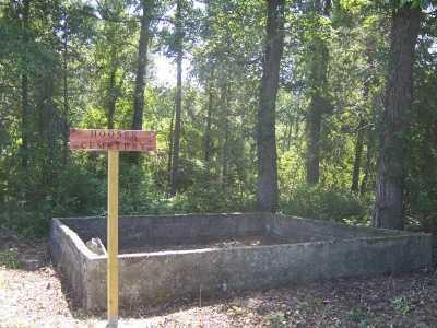 *, HOOSER FAMILY CEMETERY & SIGN - Baxter County, Arkansas | HOOSER FAMILY CEMETERY & SIGN * - Arkansas Gravestone Photos
