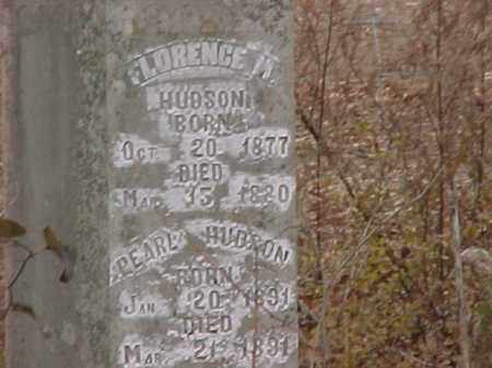 HUDSON, PEARL - Baxter County, Arkansas   PEARL HUDSON - Arkansas Gravestone Photos