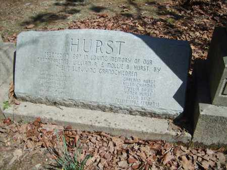 *, HURST MONUMENT - Baxter County, Arkansas | HURST MONUMENT * - Arkansas Gravestone Photos