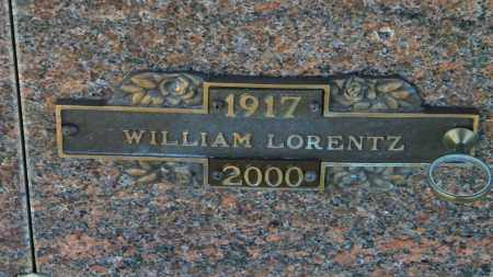 LORENTZ, WILLIAM - Baxter County, Arkansas | WILLIAM LORENTZ - Arkansas Gravestone Photos