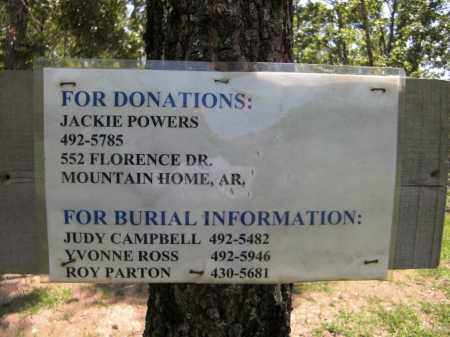*, LOWER OAKLAND CEMETERY (2) - Baxter County, Arkansas | LOWER OAKLAND CEMETERY (2) * - Arkansas Gravestone Photos