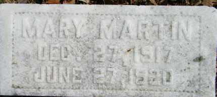 MARTIN, MARY - Baxter County, Arkansas | MARY MARTIN - Arkansas Gravestone Photos