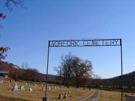 *, NORFORK CEMETERY - Baxter County, Arkansas   NORFORK CEMETERY * - Arkansas Gravestone Photos